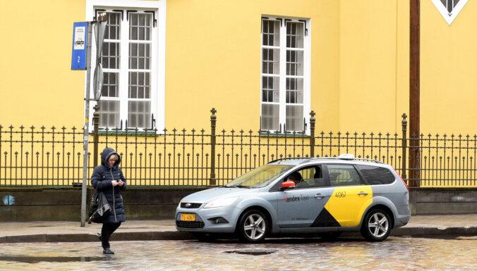 В Латвии начала работать технология мониторинга автомобилей Yandex Go