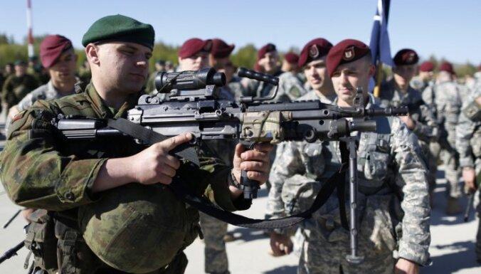 ФОТО: в Литву прибыли 150 военнослужащих США