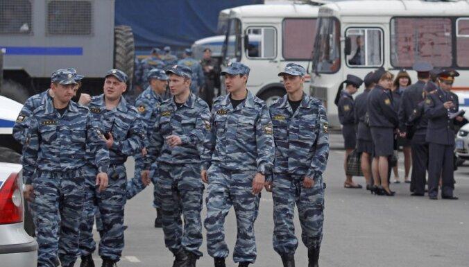 HRW назвал 2012 год худшим для прав человека в современной России
