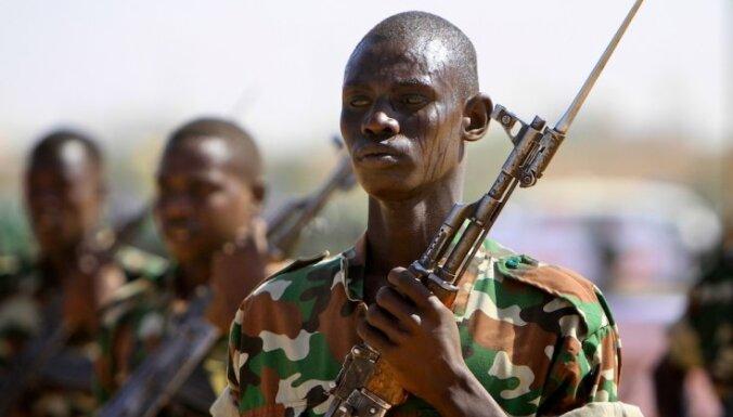 В Судане начались массовые антиправительственные выступления