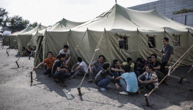 ПБ отчиталась перед Сеймом о рисках, связанных с приемом беженцев