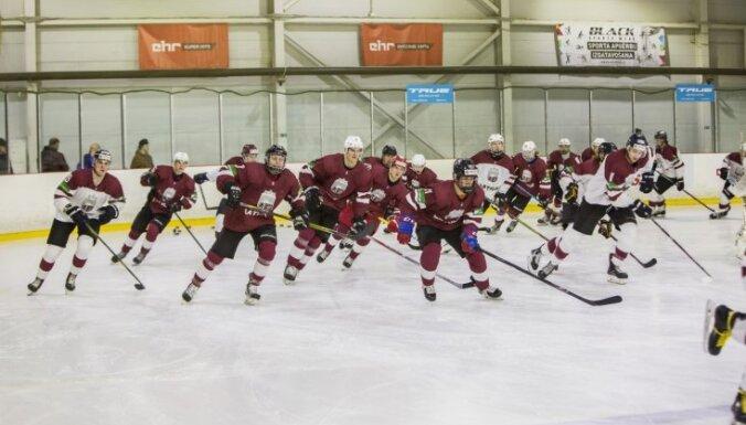Latvijas U-20 hokeja izlase ar uzvaru noslēdz pasaules čempionātā pirmās divīzijas A grupas turnīru