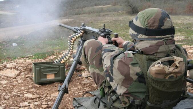 Латвия закупит пулеметы на 5,5 млн евро