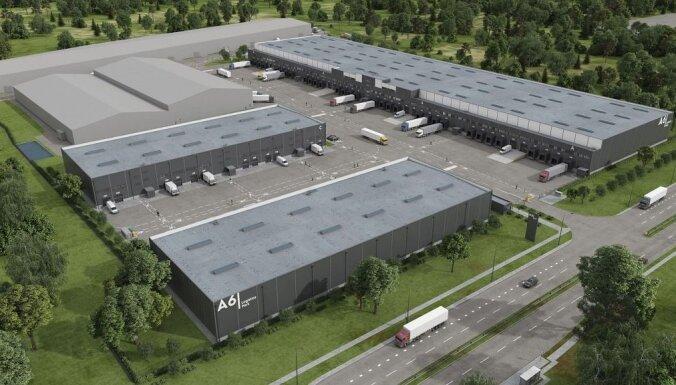 Компания совладельцев ABLV Bank вложит 18 млн в строительство складов в Риге