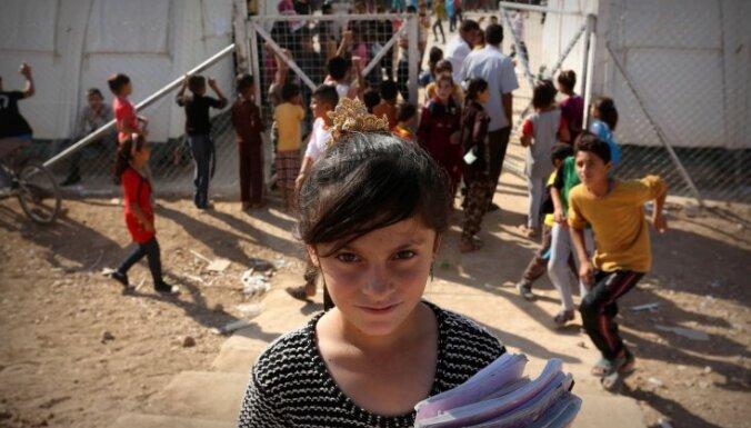'Islāma valsts' pret jezīdiem Irākā pastrādāja genocīdu, secināts ziņojumā