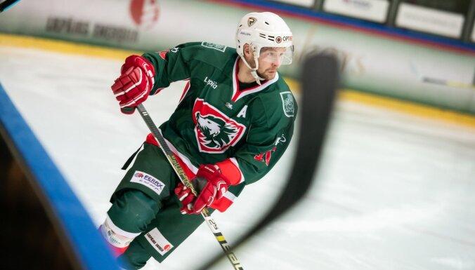 'Liepājas' uzbrucējs Zabis atzīts par Latvijas čempionāta labāko spēlētāju oktobrī