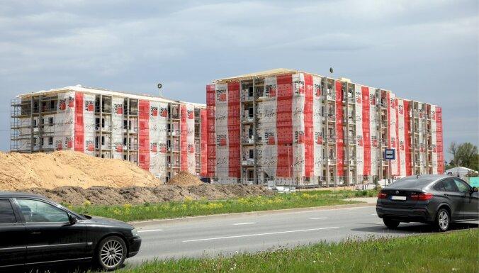 Jauno projektu bums un kompaktums – eksperts ieskicē mājokļu iegādes tendences