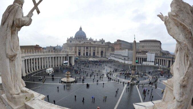 Папа римский займется Банком Ватикана