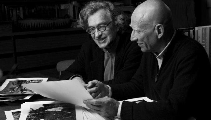 NKC aicina uz tikšanos ar kinorežisoriem Vimu Vendersu un Agnešku Holandu