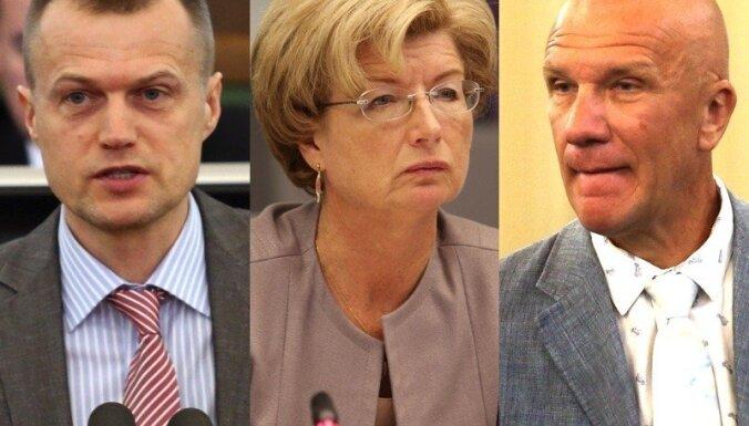 Saeimas rudens sesijā visaktīvākie debatētāji – Zariņš, Sudraba un Kalnozols