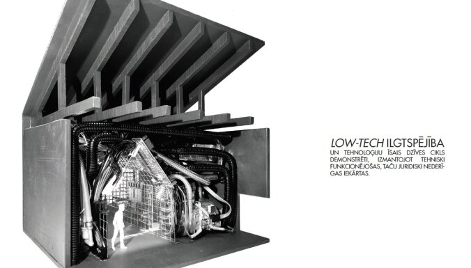 Latviju Venēcijas arhitektūras biennālē pārstāvēs arhitektu birojs NRJA