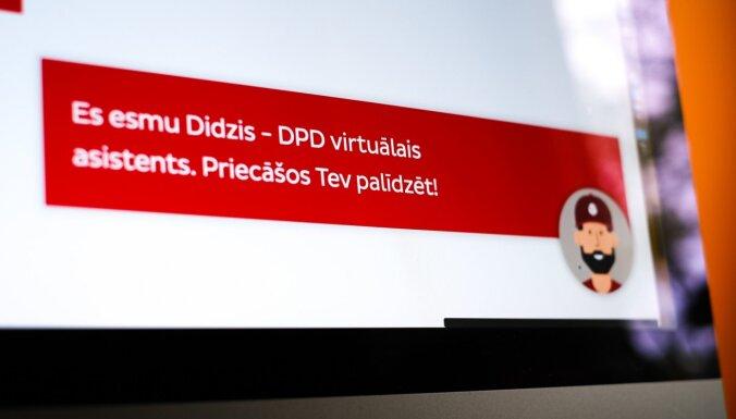 'DPD Latvija' ieviesis mākslīgā intelekta virtuālo asistentu Didzi