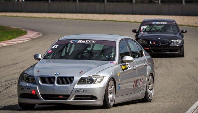 Autošosejas 'BMW 325 Cup' klasei nākamgad būs Baltijas čempionāta ieskaite