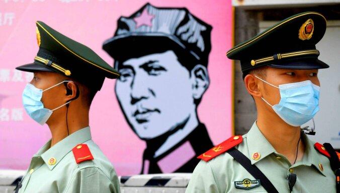 Ķīnas parlaments atbalsta Honkongas neatkarības centienu kriminalizēšanu