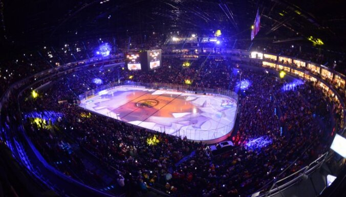 Lanxess Arena, 2017 IIHF World Championship