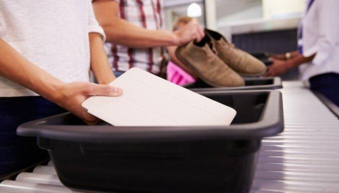 Padomi ceļotājiem, kā tikt cauri rokas bagāžas kontrolei bez liekas aizķeršanās