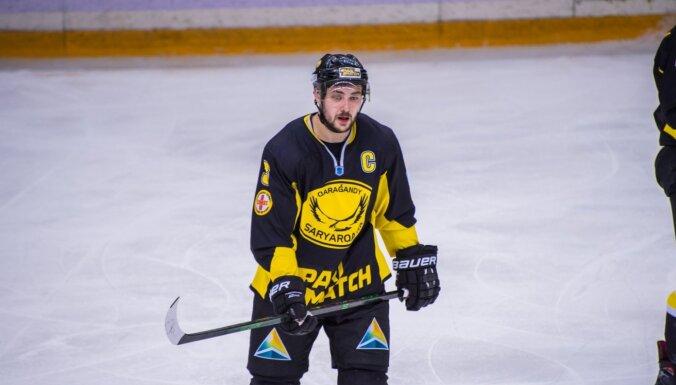 Siksna jau septīto sezonu spēlēs Tambijeva vadītajā 'Sarjarka'
