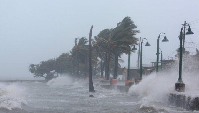 ВАтлантике формируется очередной тропический шторм