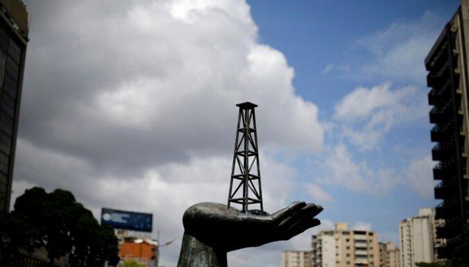 'Rosneft' paziņo par aiziešanu no Venecuēlas