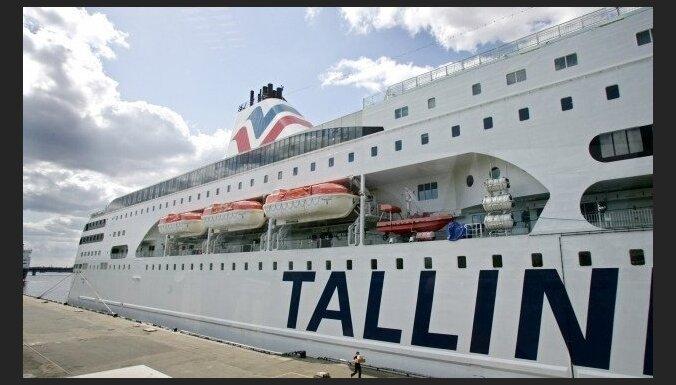 Tallink назвал возможные сроки возобновления паромного сообщения по маршруту Рига-Стокгольм