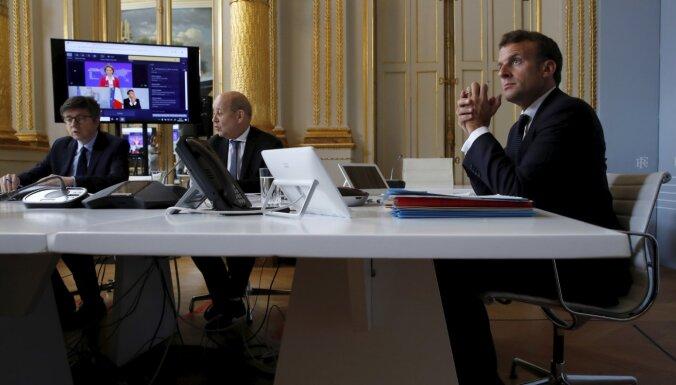 Pasaules līderi videokonferencē apsola 7,4 miljardus eiro Covid-19 vakcīnas izstrādāšanai