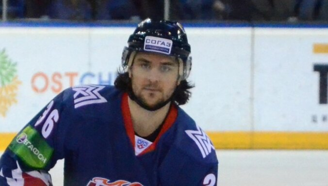 Magņitogorskas 'Metallurg' uzbrucējs Zukarello atgriezīsies NHL