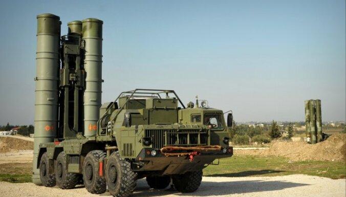 Сирия хочет получить от России еще и зенитную ракетную систему С-400