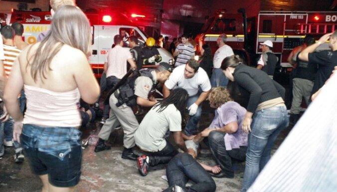 По делу о пожаре в бразильском клубе арестован его владелец и музыканты