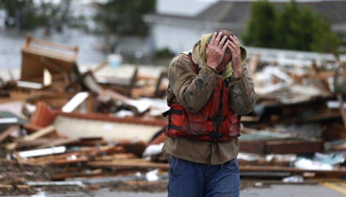 """Ураган """"Сэнди"""" унес жизни 72 жителей США"""