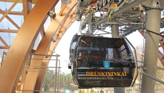 Video: Pavasaris Lietuvas senajā kūrortpilsētā – Druskininkos. Ko tur apskatīt?