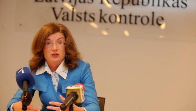 Sudraba: ministrijas 'šmaukušās' ar ES līdzekļu apguvi