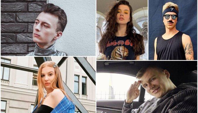 Noskaidroti 100 Baltijas un Latvijas ietekmīgākie 'Instagram' influenceri