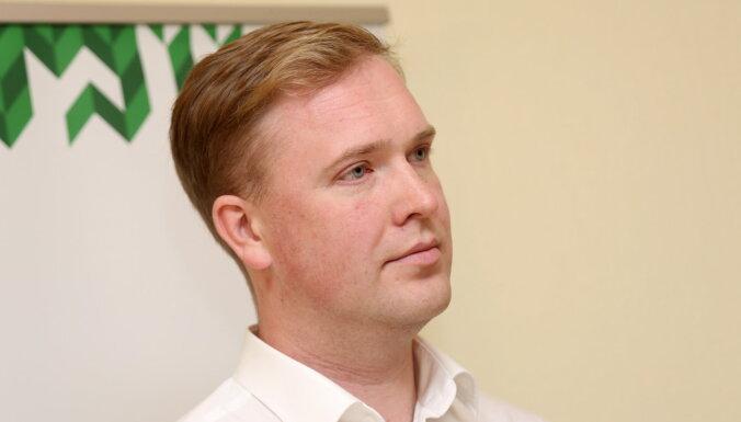 СЗК выдвинул Валайниса кандидатом в мэры Риги