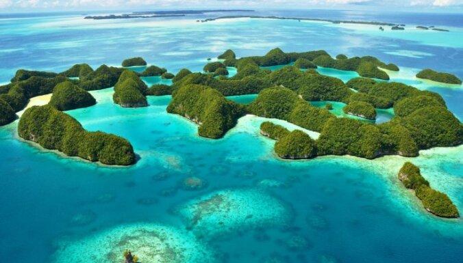 Mikronēzija - Klusā okeāna paradīze