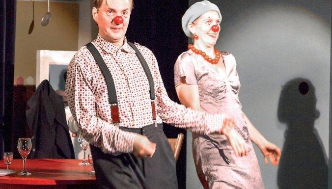 Aicina uz igauņu klaunu teātra izrādi 'Pīpa un Tūts' Rīgā
