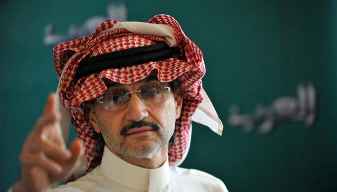 Саудовский принц обиделся на Forbes: его состояние больше