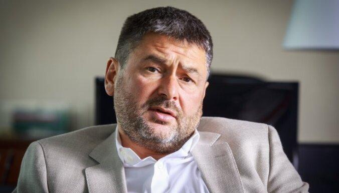 Osinovskis sadarbojies ar KNAB; bija pārliecināts par procesa izbeigšanu