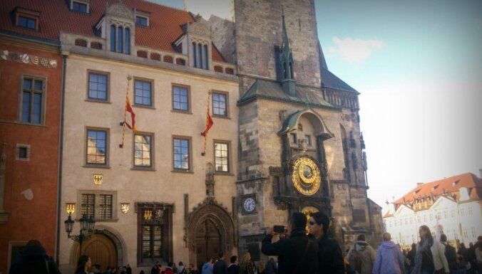 Zelta Prāga pavasarī. Ko apskatīt ziedošajā Čehijas galvaspilsētā?