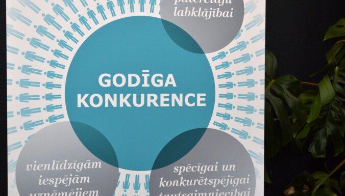 Konkurences padomes izstrādātie pašnovērtējuma rīki pieteikti starptautiskai balvai