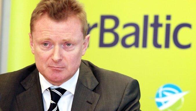 Взыскание 70 миллионов с экс-босса airBaltic: иск принят к рассмотрению
