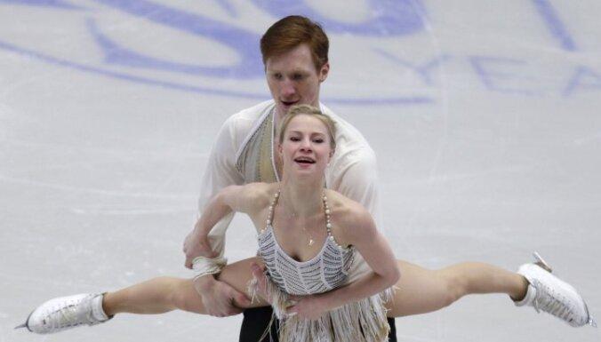 ВИДЕО: Российские фигуристы Тарасова и Морозов стали чемпионами Европы