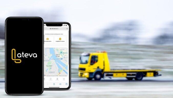 'Lateva' – platforma, kas salīdzina autoevakuācijas piedāvājumus