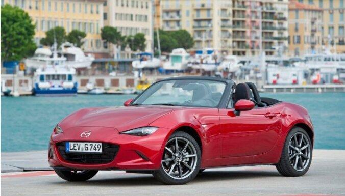 Klārksons nosaucis 10 labākos jaunos automobiļus