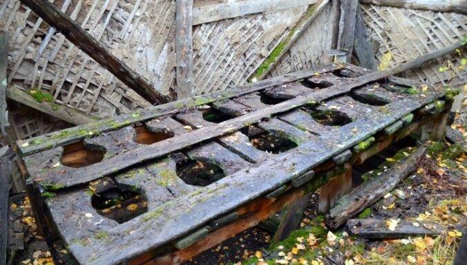 Foto: Staļina Nāves ceļš un tūre pa šķebinošām Gulaga nometnēm