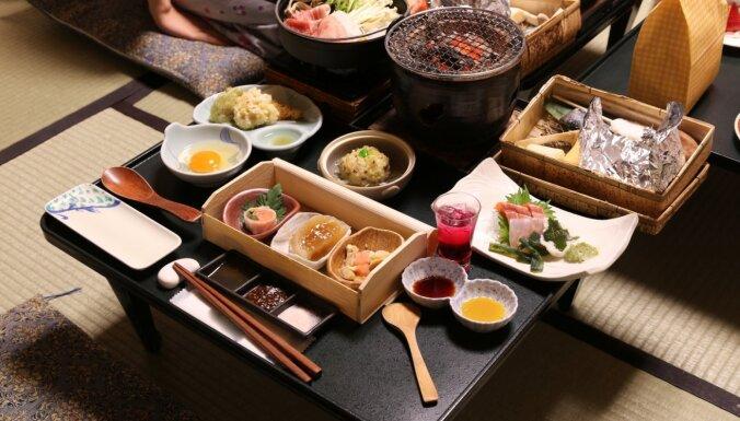 japāņu restorāns