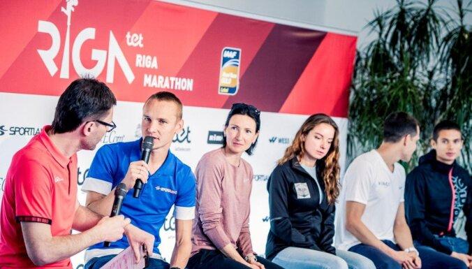 Atklāts vienīgais zelta zīmes maratons Ziemeļeiropā – 'Tet' Rīgas maratons
