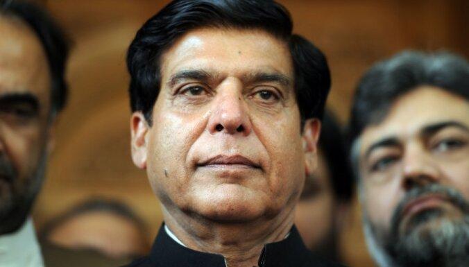 Волнения в Пакистане: премьер ожидает ареста