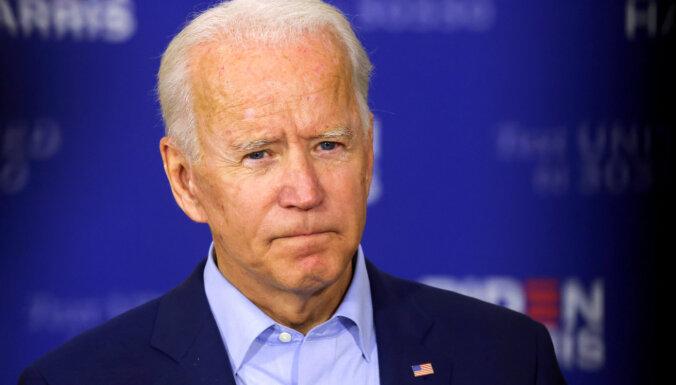 ASV prezidenta vēlēšanas: Baidens izvirzās vadībā Pensilvānijā un Džordžijā
