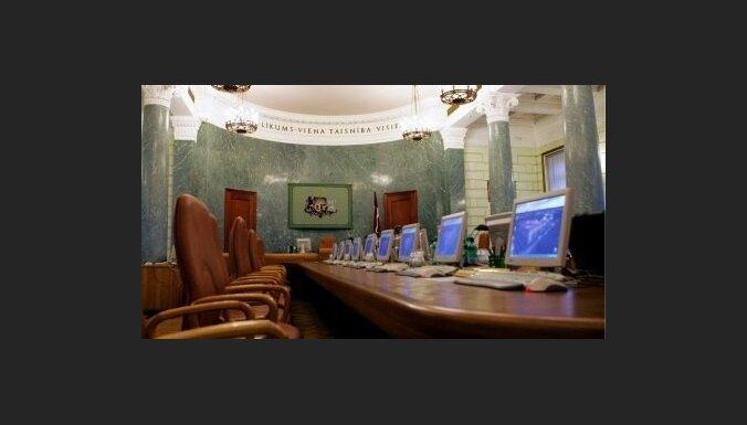 Neo publisko ministriju atalgojumus ar uzvārdiem