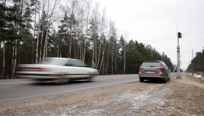 За новые стационарные фоторадары ДБДД переплатит почти 2 миллиона евро